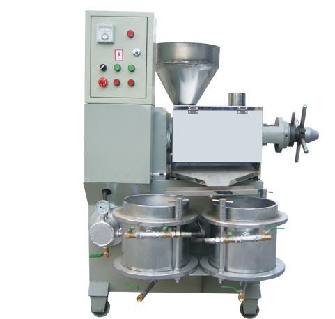 六木小型榨油机液压香油机设备的优势!